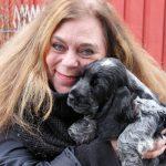 Sedan var det dags för lille Tjorm, numera Marcel som flyttade till sin trevliga matte i Uddevalla.
